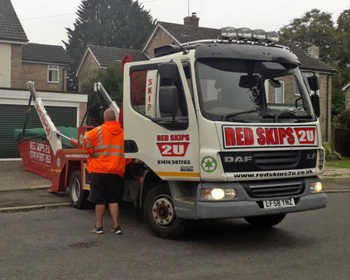Skip Hire in Downham Market