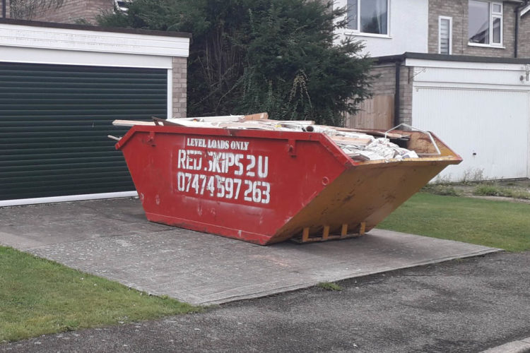 Skip Hire in Newmarket