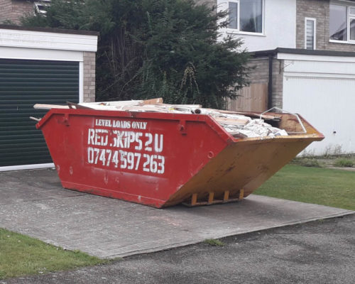Skip Hire in Wisbech